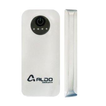 Jual Aldo Powerbank Mobile 5600mAh Original Harga Termurah Rp 138000. Beli Sekarang dan Dapatkan Diskonnya.