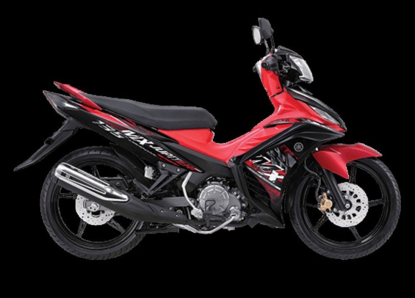 harga Yamaha Jupiter MX AT CW - Red Lazada.co.id