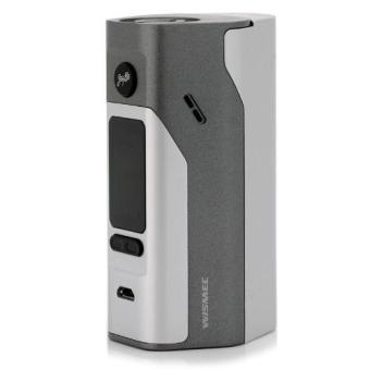 Wismec Reuleaux RX 2/3 Mod Rokok Elektrik - Grey Silver