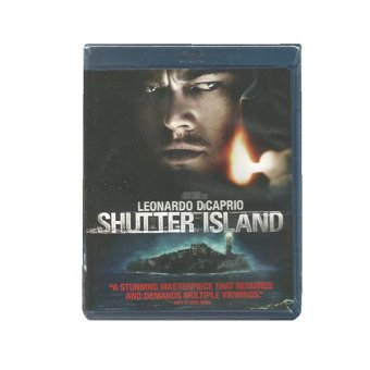 Warner Bros Shutter Island Blu-ray