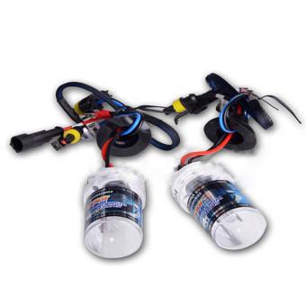 Yika Bright Bi Xenon Light HID Conversion H1 H3 H7 H8/H9/H11 H27/880/881 9005 9006 H4-2 H4-3(H/L) D2S D2R D4S D4R 4300K 5000K 6000K 8000K 10000K 12000K (Multicolor) (Intl)