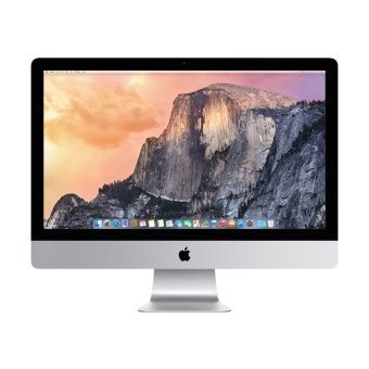 Jual Apple ‎iMac ME 886 27 Retina - i5 3.5 - 8 GB - 1 TB