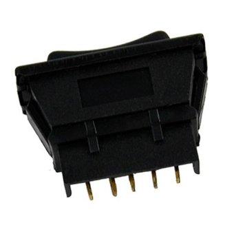 harga GETEK Universal 12V 20A Auto Car Power Window Switch 5pins (Black) Lazada.co.id