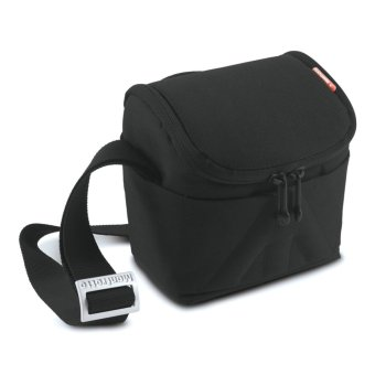 harga Manfrotto Bags - Manfrotto Amica 20 Shoulder Black Stile Lazada.co.id