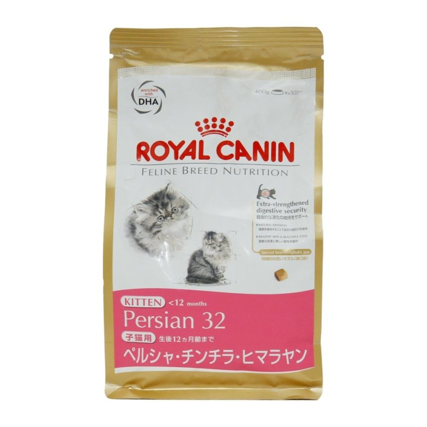 harga Royal Canin Kitten Persian 32 - 400gr Lazada.co.id
