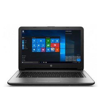 """HP 14-ac151TU - Intel Celeron Dual Core N3050 - 2GB RAM - Window 10 - 14"""" - Silver"""
