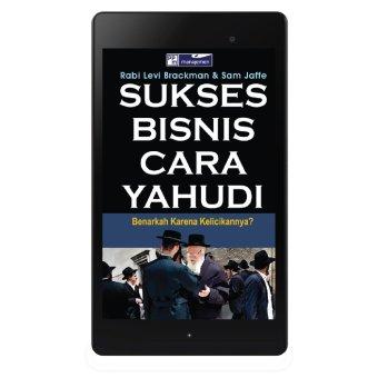 PPM Sukses Bisnis Cara Yahudi