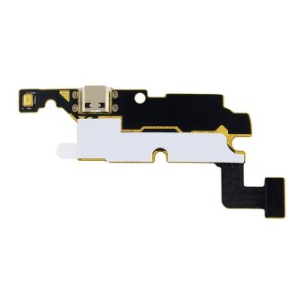 Connector Charging Port for Samsung Galaxy Note i9220 N7000 (Black)