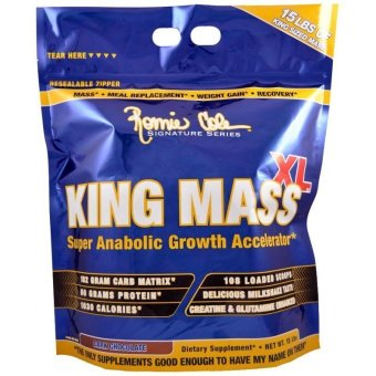 Ronnie Coleman King Mass Whey Protein 15lbs