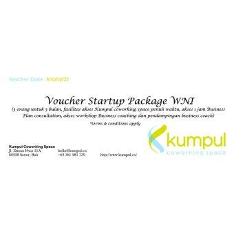 Kumpul Voucher Startup Package