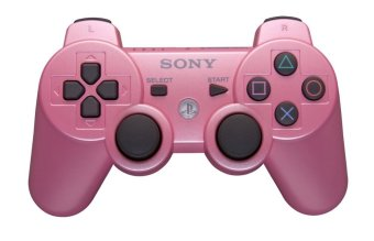 Sony Playstation 3 ORI Controller - Pink