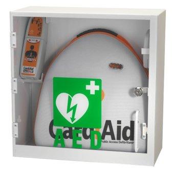 CARDIAID AED Cabinet & Sign indoor Transparant