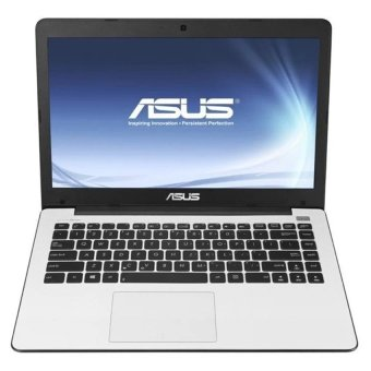 Asus-X453MA-WX217D - 14 - Intel - 2GB RAM - White