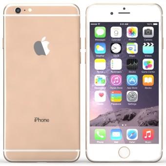 Refurbish Apple iPhone 6 - 16GB - Gold - Grade A