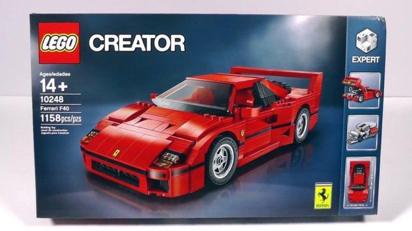 harga Lego 10248 Ferrari F40 (Intl) Lazada.co.id