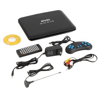 CHEER 9.8 inch Portable DVD EVD Player TV VCD CD MP3/4 SD USB GAME Mobile TV US Plug (Intl)