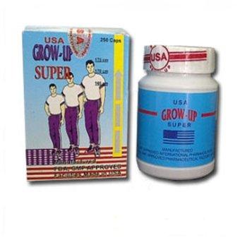 Grow and Up Super - Obat Peninggi Badan - 250 Kapsul