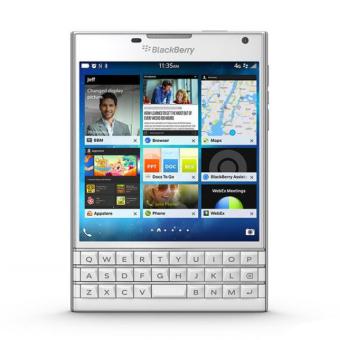 Blackberry Passport - 32 GB - Putih
