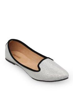 Cerelia Lamore Flat - Silver