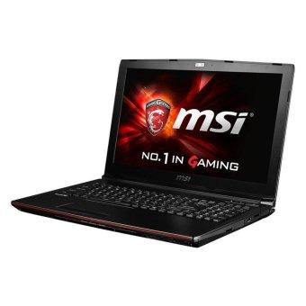 MSI Gaming GP62 Leopard Pro - 15.6