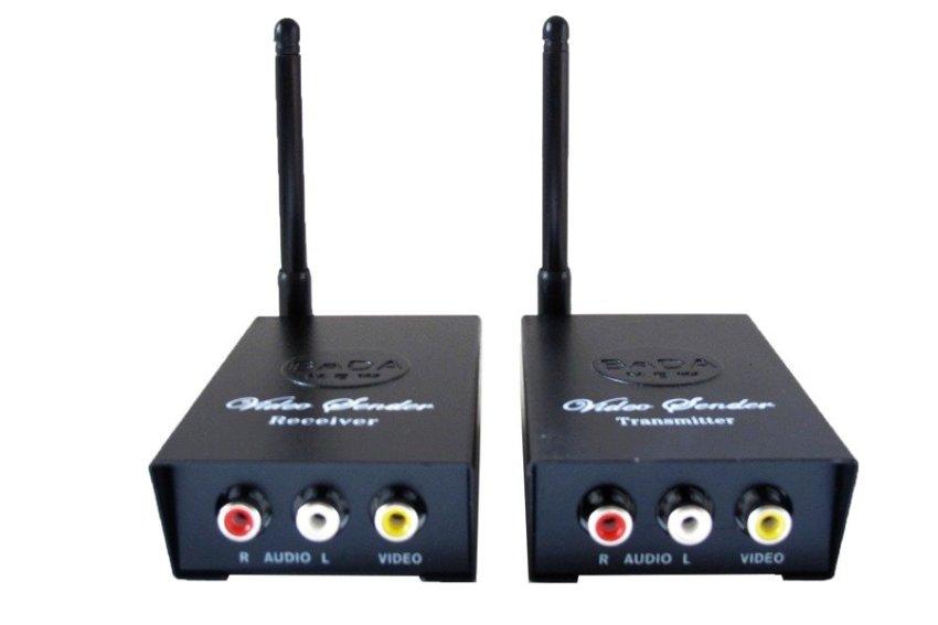 harga Wireless Room to Room Video Audio Sender 1 Watt 100m* 2.4 Ghz Lazada.co.id