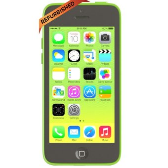 Apple iphone 5C - 16 GB -Hijau - Grade A