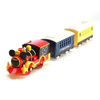 harga Plarail Mickey Mouse Western Locomotive Lazada.co.id
