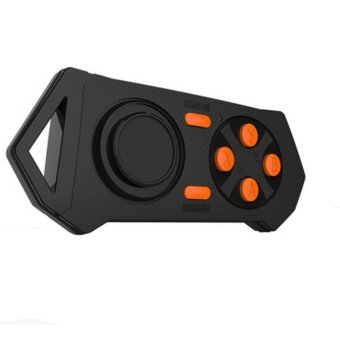 Mini Bluetooth Wireless Game Controller For IOS/Android/PC Gamepad(Black) - Intl