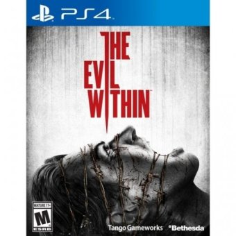 Sony PS4 - Evil Within Reg All