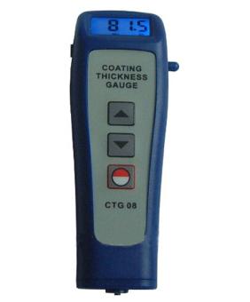 harga Landtek CTG-08 Digital Coating Thickness Gauge Paint Meter Tester Built in F + NF Probes 0.0 - 1250 um/0.0 - 50 mil CTG08 Lazada.co.id