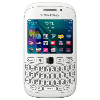 Blackberry Armstrong 9320 - 512 MB - Putih