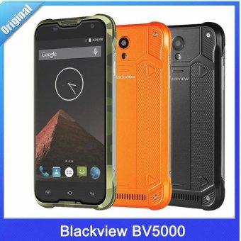 harga Blackview Bv5000 4g Lte Handphone Waterproof - 16 GB - Army Lazada.co.id