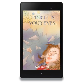Penerbit Kosa - I Find It in Your Eyes
