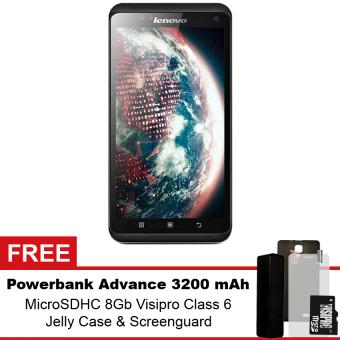 Lenovo S930 - 8GB - Hitam