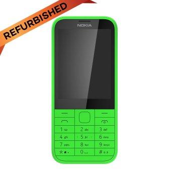 Refurbished Nokia 225 Dual Sim - Hijau - Grade A