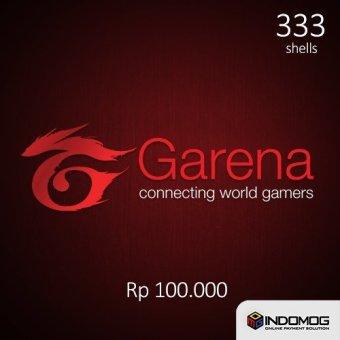 harga Indomog Garena 100.000 Lazada.co.id