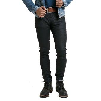 harga Nudie Jeans Skinny Lin - Black Lazada.co.id