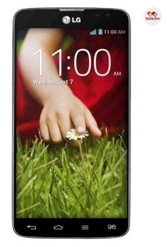 LG Optimus G Pro Lite Dual D686 - 8GB - Hitam