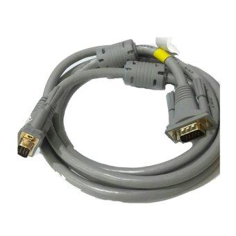 harga RVTech Kabel VGA 5M Super High Definition G-Series - Grey Lazada.co.id