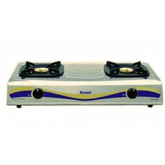 harga Rinnai Kompor Gas 2 Tungku Stainless RI 522E Lazada.co.id