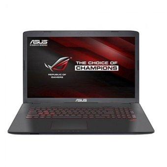 Asus GL752VW-T4211T - 4GB - Ci7-6700HQ - 17.3