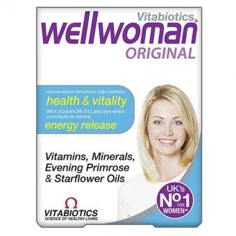 Vitabiotics Wellwoman Tab - 30'S