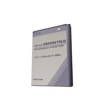 Li-ion Baterai Samsung GT-N7100 GT-N7102 GT-N7105 - Hitam terpercaya