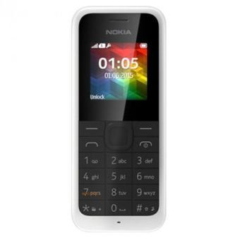 Nokia 105 - 4MB - Putih