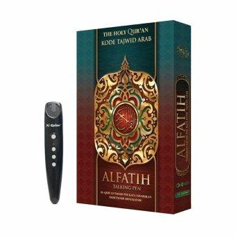 Al Qolam Al Quran Al Fatih Talking Pen (Al Quran Al Fatih Digital Pen)