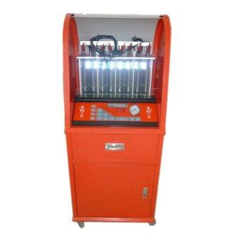 harga Mega Techno - Fuel Injector Tester & Cleaner - HO8T - 8 Cylinder Lazada.co.id