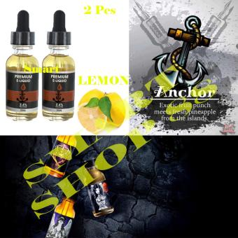 Smart Premium E-Liquid Rokok Elektrik 2pcs(Lemon Yellow)