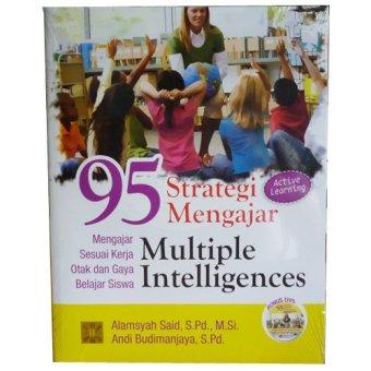 Prenada Pendidikan - 95 Strategi Mengajar Multiple Intelegences