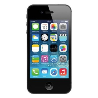 Apple iPhone 4 CDMA - 32GB - Hitam
