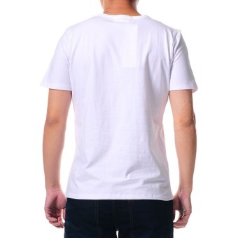 Boo Funny Spooky Ghost 100% Cotton O Neck Camiseta Unisex Short Sleeve T Shirt (Intl)